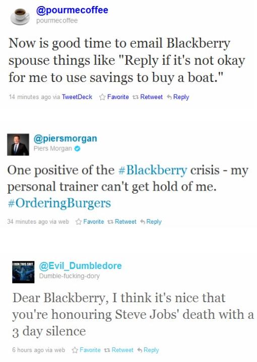 blackberry reputation