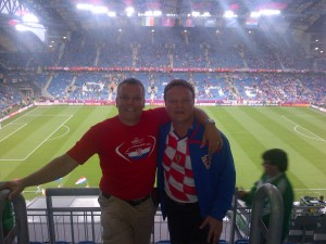Croatian-Fans-Euro 2012